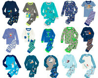 Gymboree Boys Gymmies Sz 5 6 7 8 10 12 Sleepware Pjs Pajamas