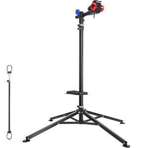Pied d'atelier pour vélos VTT montage stand réparation entretien pivotant 360°