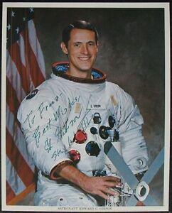 S1278-viajes-espaciales-space-ed-Gibson-Skylab-III-astronauta-nasa-Photo-Autograph-ou