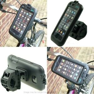buy popular f5aeb 5f12c Details about Pro Waterproof Tough Case Cycle Bike Mount for Samsung Galaxy  S2 SII i9100