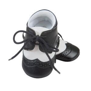Shoeszoo Bébé Enfant Semelles Souple Chaussures Cuir PU Crèche Chaussons Carozoo