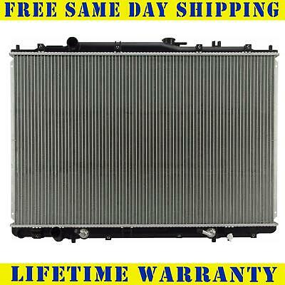 Radiator For 2003-2008 Honda Pilot Acura MDX V6 3.5L Lifetime Warranty