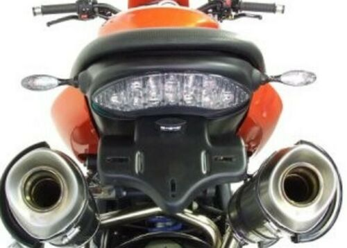 R/&G Racing Tail Tidy  for Triumph Speed Triple /'08-/'10 LP0066BK