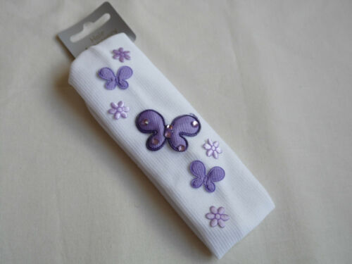 Girls Butterfly Bandeau HairBand Head Band New Baby