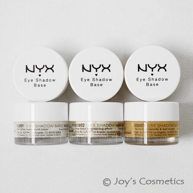 "3 NYX Eyeshadow Base ""Full Set ""  *Joy's cosmetics*"