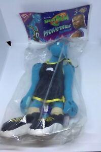 MONSTARS BLANKO Space Jam Stuffed Animal Toy McDonald's Collectible Looney Tunes Zabawki