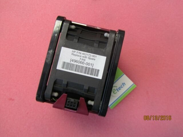 463172-001 Used and Tested HP Fan 496066-001