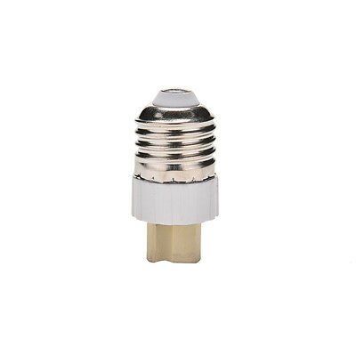 E27 Male to G9 Female Socket Base LED Halogen CFL Light Bulb Lamp Adapter ft