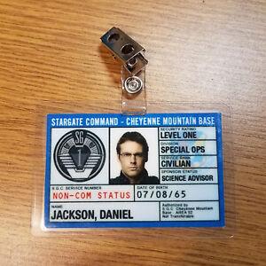 Stargate-Command-SG-1-ID-Badge-Daniel-Jackson-cosplay-prop-costume