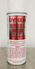 Dykem Red 12 Oz Aerosol Can Layout Fluid