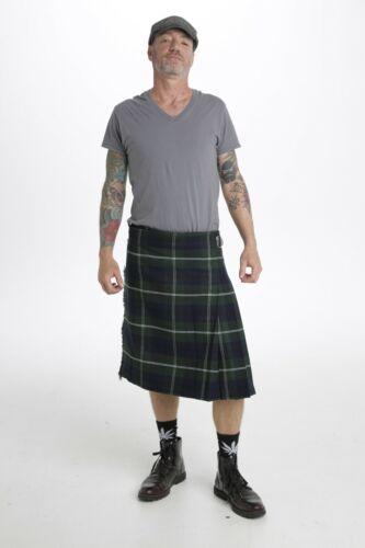 Mod Oliphant Tartan Kilt Custom Made by Scottish Kilt