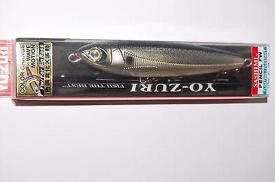 "yo zuri sashimi pencil fw r1087-ccts 5/"" 1oz tennessee shad bass topwater"