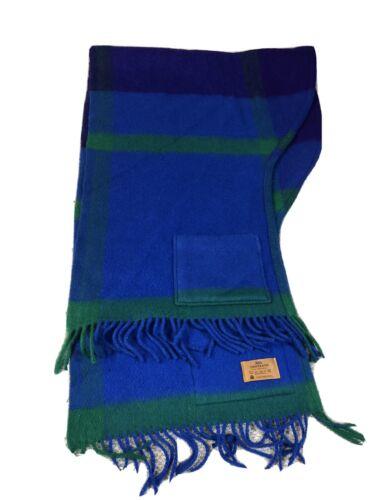 TIDSTRAND Pure New Wool 100% WOOL Shawl Scarf Ponc