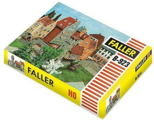Bausatz Faller 109923 B-923 Stadtmauer H0 Faller-Klassiker Ersterscheinung 1965