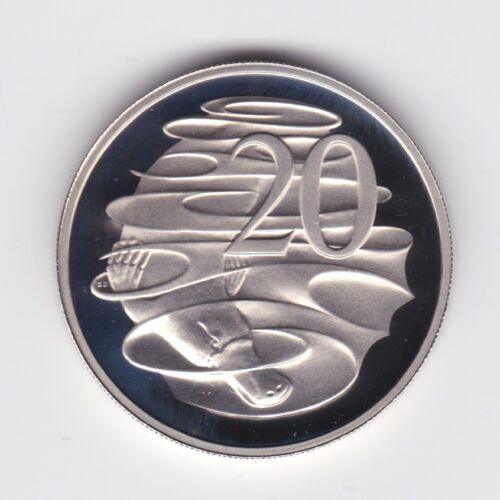 1993 Australia 20 Twenty Cent PROOF Coin ex Proof Set