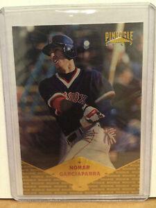 1997-Pinnacle-Museum-Collection-172-Nomar-Garciaparra-parallel-rookie-card-RC