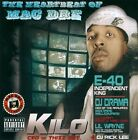 The Heartbeat of Mac Dre [PA] by Kilo (CD, Nov-2010, Thizz Nation)