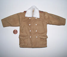 "ITPT 1/6 Scale WWII GERMAN GENERAL Model JACKET COAT For 12"" Action Figures"