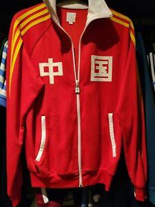 Interesar escaramuza Algebraico  Adidas Originals China Track Top Deadstock Small 2007 | eBay