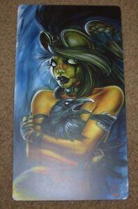 JOE CAPOBIANCO Art Print 6X11 RAVEN Poster tattoo artist ... | 198 x 300 jpeg 11kB