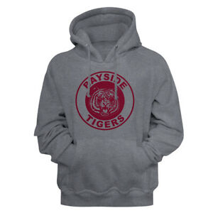 Saved-By-The-Bell-Bayside-Tigers-School-Logo-Gun-Metal-Adult-Pullover-Hoodie