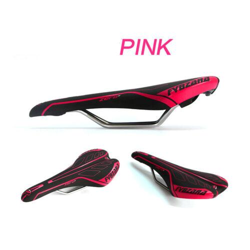 Red Soft  MTB Gel Comfort Saddle Bike Road Bicycle Cycling Seat Cushion Pad