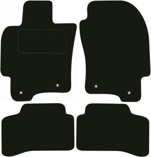 JAGUAR X Type Sinistro Drive Su Misura Deluxe Tappetini Auto Di Qualità 2001-2010
