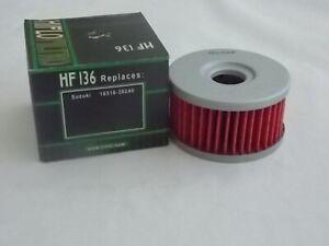 HifloFiltro HF136 Filtro para Moto