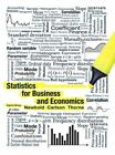 Statistics for Business and Economics by Betty Thorne, William Carlson and Paul Newbold (2012, Hardcover, Revised)