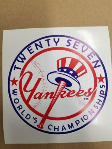 New York Yankees cornhole board or vehicle decal(s)NYY3