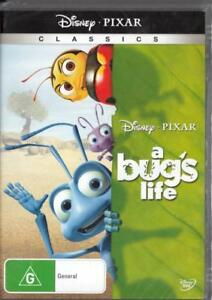 A-BUGS-LIFE-DISNEY-PIXAR-2-DISC-NEW-amp-SEALED-REGION-4-DVD-FREE-LOCAL-POST