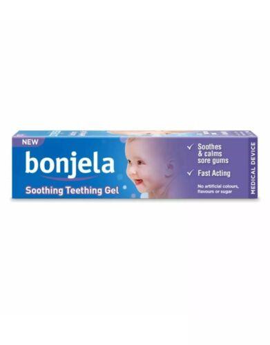 Free Postage Bonjela Soothing Teething Gel
