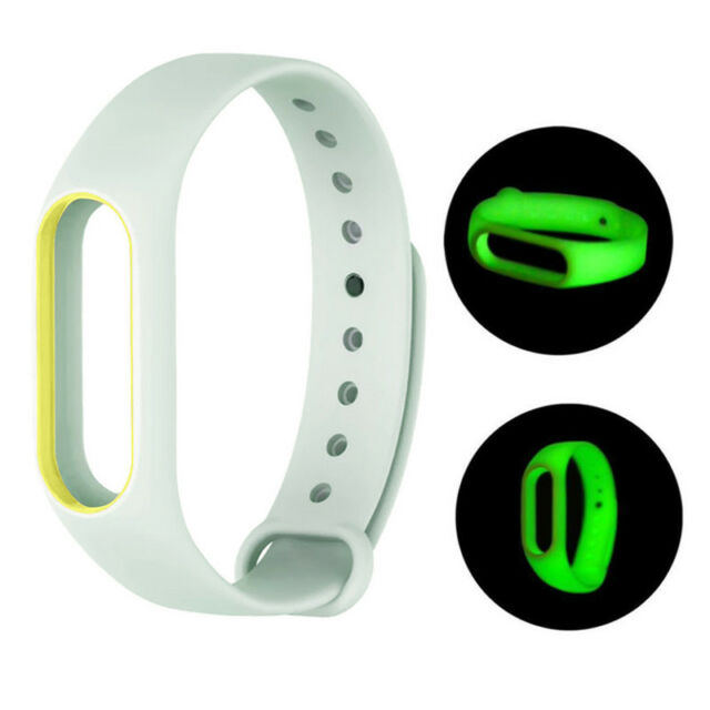 Replacement Sport TPU Fitness Band Wristband Strap For Xiaomi Mi 2 Band Pop