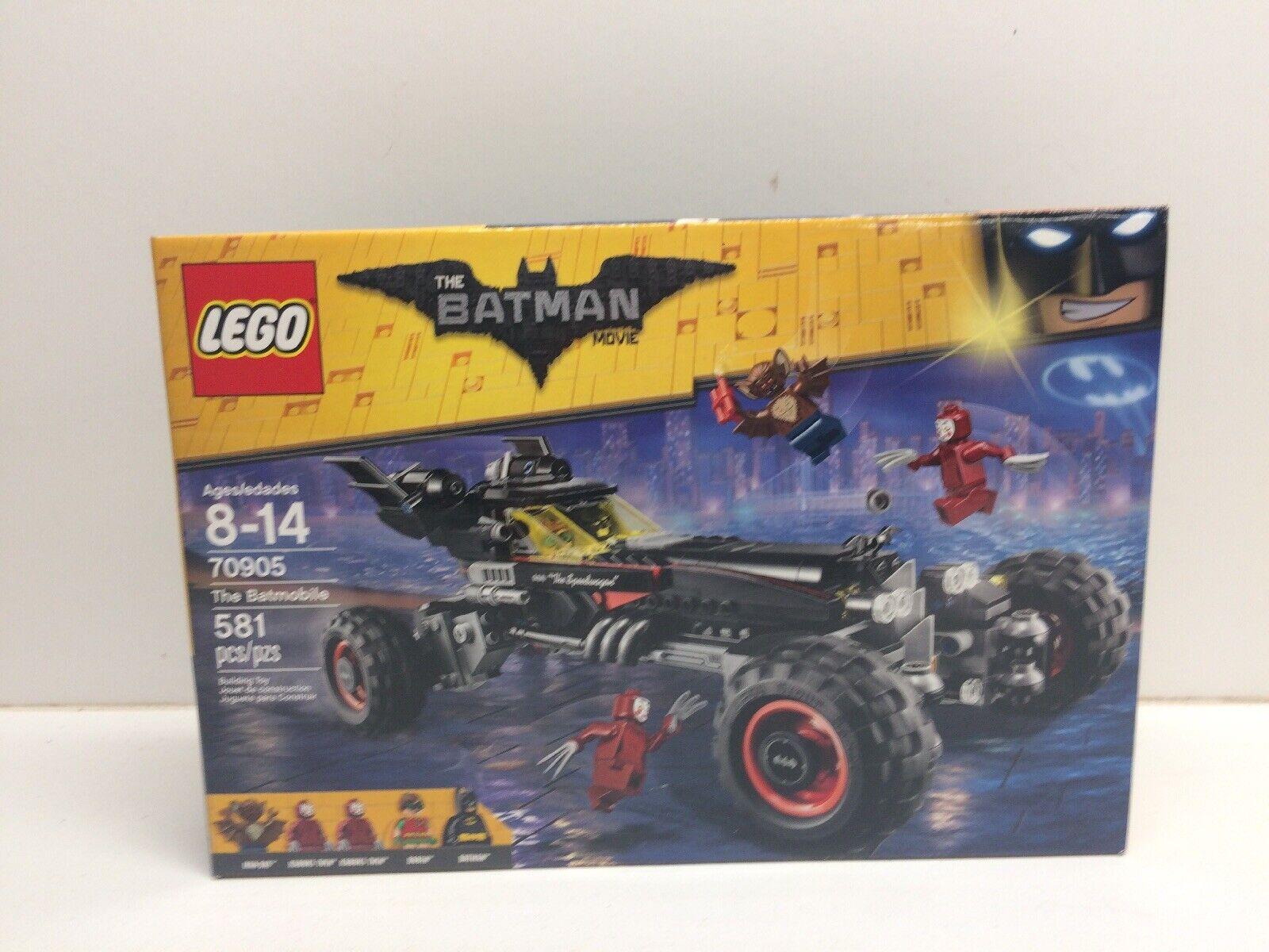 Nouveau LEGO DC Comics Bathomme 70905The Batmobile Neuf Scellé  priorité  le style classique