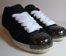 adidas superstar 80s metal noir