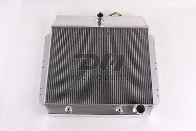 3 Rows ALUMINUM RADIATOR FIT 1949-1954 CHEVY Styleline Deluxe V8 CONVERSION