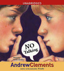 No Talking by Andrew Clements (CD-Audio)