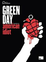 Green Day American Idiot Sheet Music Guitar Tablature Book 000699779