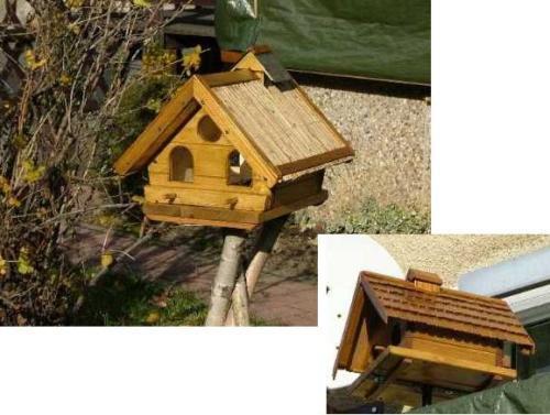 Bauanleitung Fur Ein Vogelhaus Versand Per Mail Als Pdf Datei