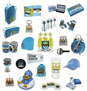 MANCHESTER-CITY-Official-Football-Club-Merchandise-Gift-Xmas-Birthday