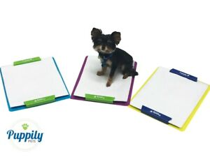 Puppily-Pets-Portable-Puppy-Rollable-Mini-Potty-Pad-System-Pink
