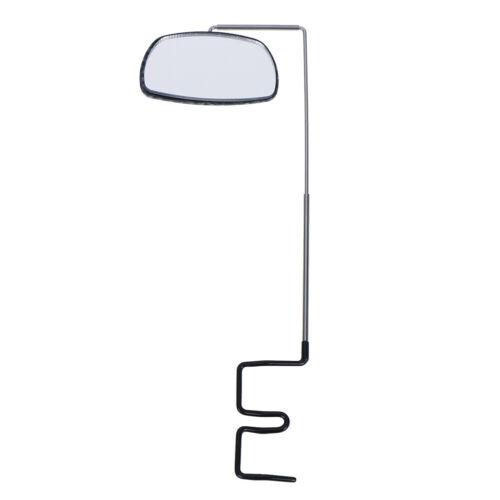 Bike bicycle riding mirror helmet mount rearview rear view eyeglass Fad U R uw