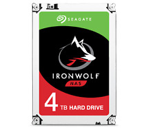Seagate 4TB IronWolf NAS HDD 5900rpm 64MB 3.5zoll SATA600