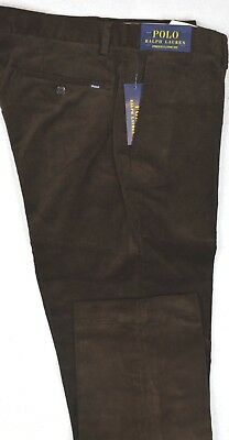 Polo Ralph Lauren Navy Linen Classic Fit Dress Pant 32//32 NWT