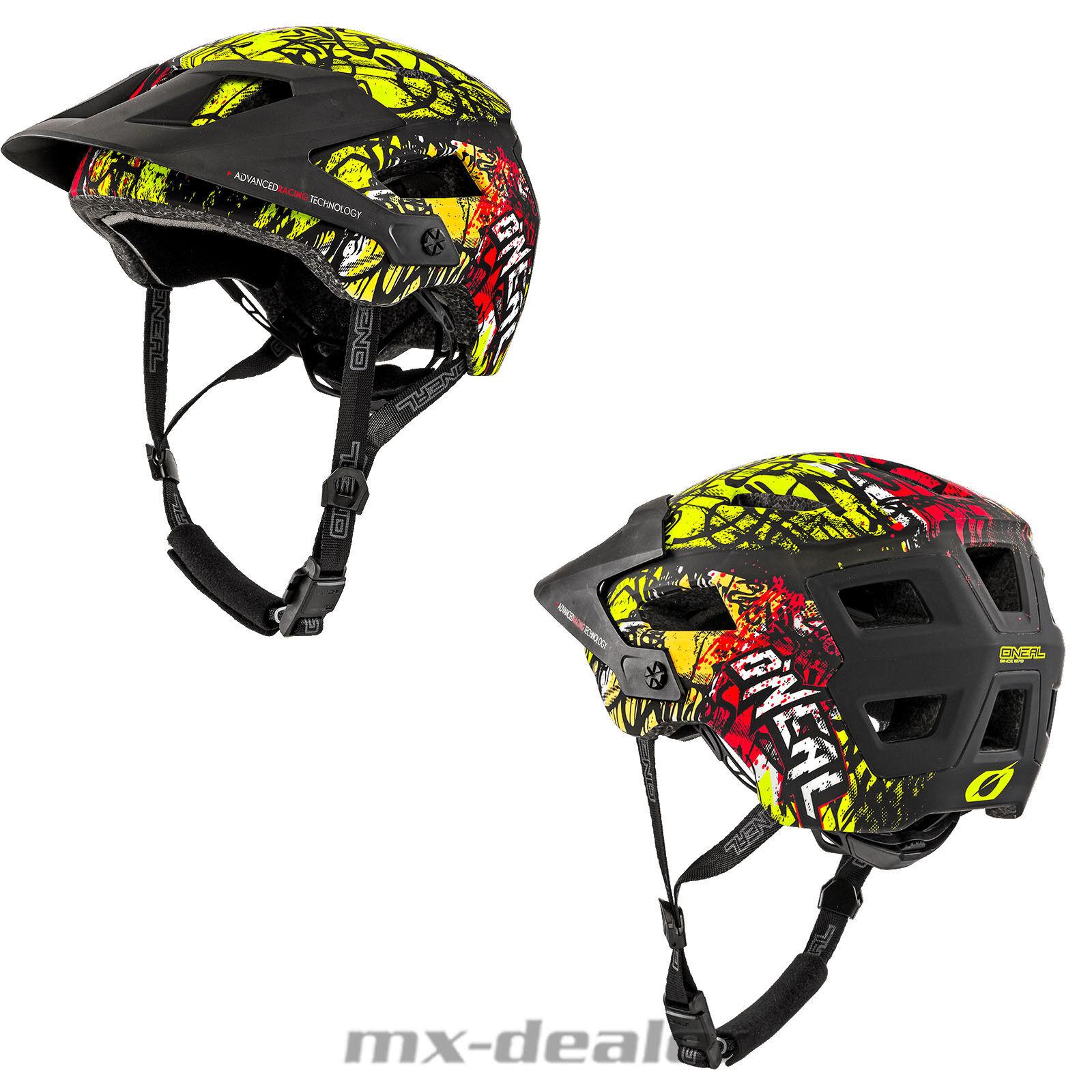 O'NEAL Defender 2.0 Casco Casco 2.0 para bicicleta All Mountain Trail Mtb Enduro VANDAL 16775f