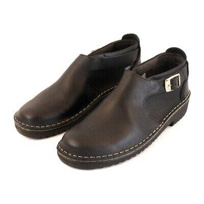Naot Damen Schuhe Halbschuhe Leder Malta schwarz 6066 Wechselfußbett Lederfutter   eBay