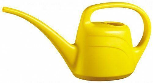Eden Watering Can Yellow 2Lt