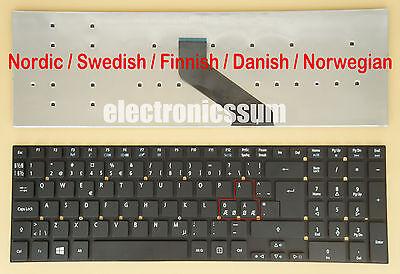 US Keyboard for Acer Aspire F5-572 F5-573 F5-771 ES1-524 ES1-732 E5-773 A315-21