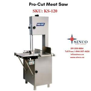 PRO-CUT KS-120 Meat Saw 3HP Canada Preview