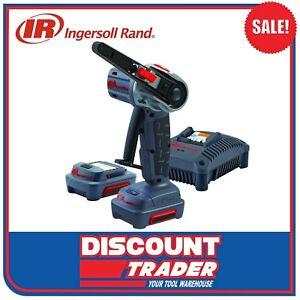 Ingersoll-Rand-12V-Lithium-Ion-G1811-IQV12-Series-Belt-Sander-Kit-G1811AN-K2